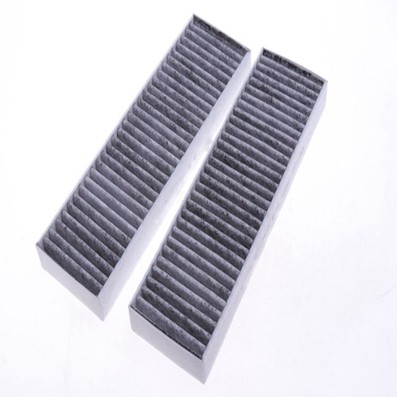 Car air conditioner filter for 14 models porsche CAYMAN GTS 3.4 air conditioner filter element