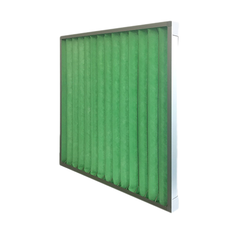 G4 Plate Air Filter Primary Folding Air Purifier Coarse-effect Aluminum Frame Precision Filter