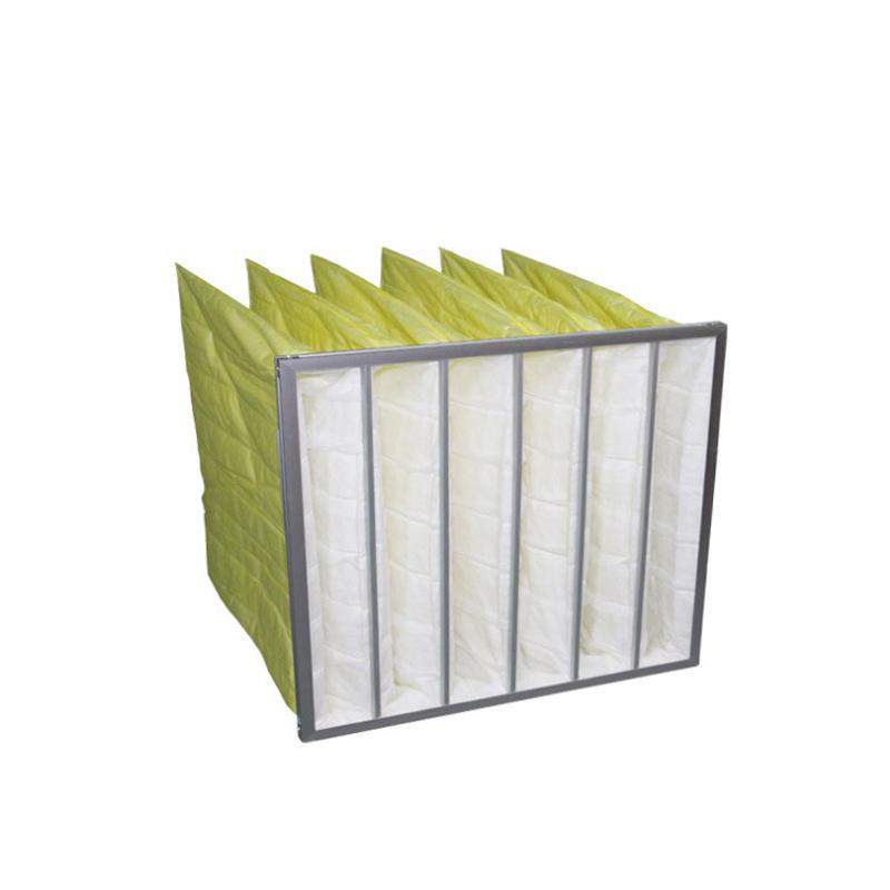 Initial Bag Filter Pharmaceutical Factory Laboratory Bag Filter Stainless Steel Bag Filter