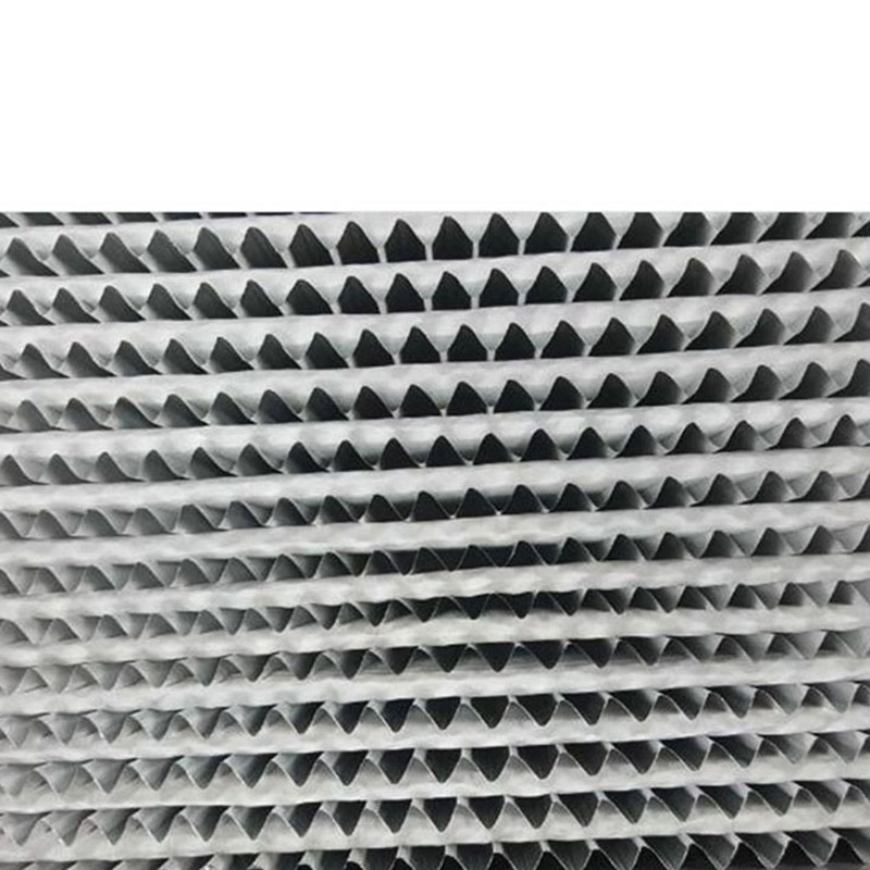 Large Aluminum Frame High Efficiency Filter with Separator Type Industrial Dust-proof Filter
