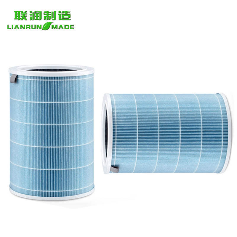 Air Purifier Filter for xiao mi hepaPM2.5 Filter - Blue