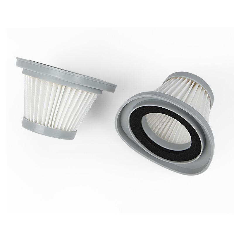 For Deerma vacuum cleaner fittings filter DX118C DX128C special filter core Haipa HEPA