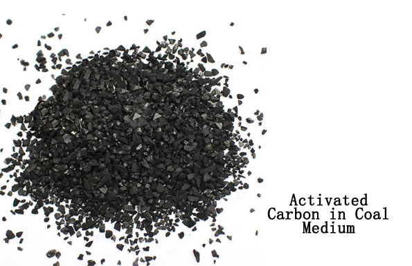 Types and Use of Activated Carbon