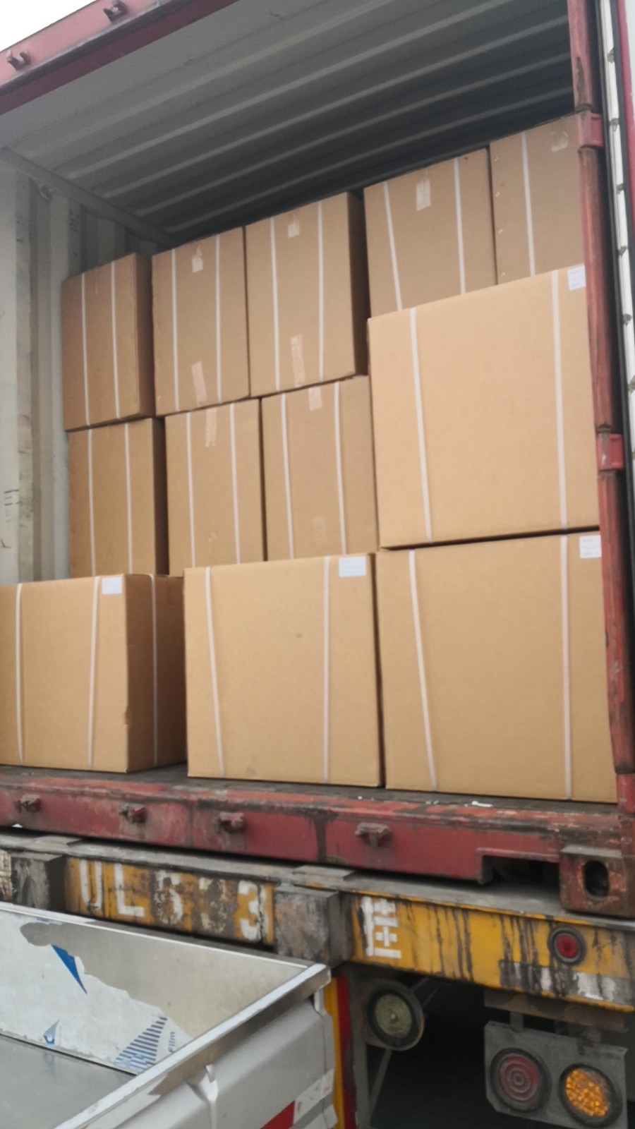 Lianrun filter are shipped in large quantities